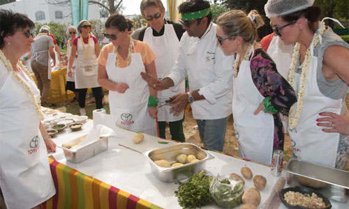 Custom Cooking classes for tourists in India