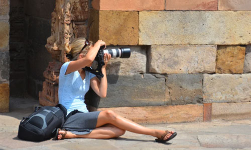 Custom photo tours for photographers in India